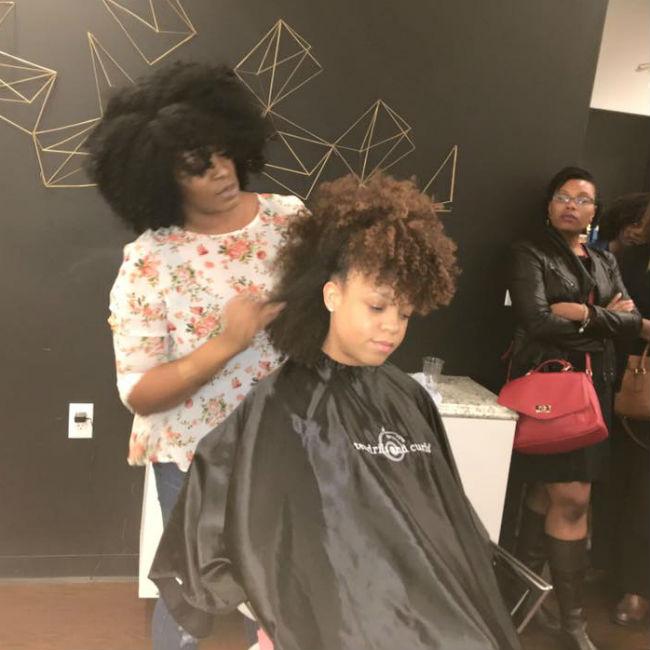 Tendrils Natural Hair Salon