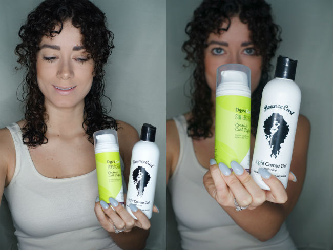Hair Gel Naturally Curly