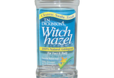 5 Ways To Use Witch Hazel In Your Beauty Regimen