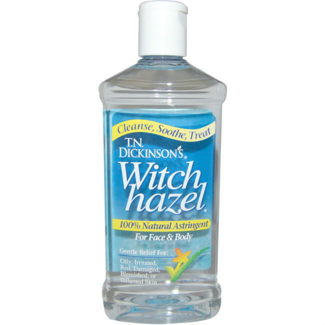 Where can you buy witch hazel