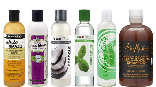 6 Curly Girl Friendly Shampoos You Can Use All The Time