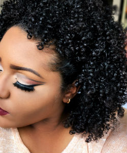 This Wash & Go Technique Gives Me Super Defined Curls