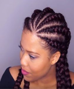 Going on Vacation? Don't Let Your Transitioning Hair Suffer