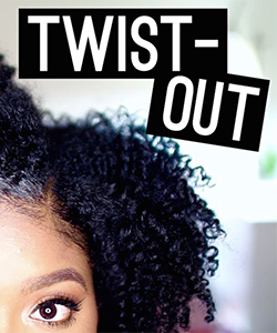 Flat-Twist Out vs. Twist-Out: What's the Difference?