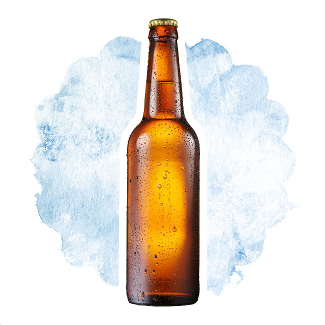 diy beer hair rinse for frizz