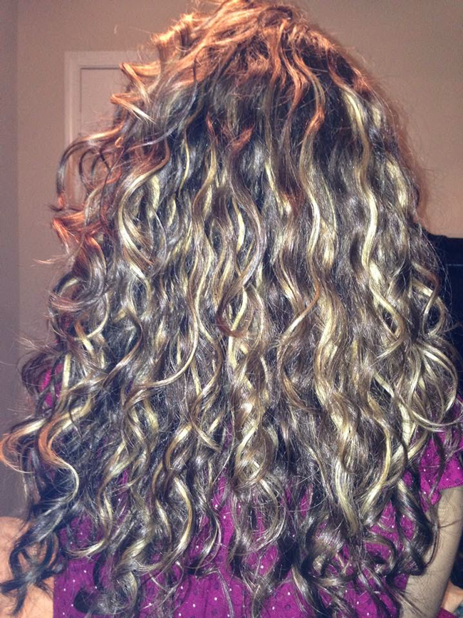 My Experience With Curly Girl Method Before Amp After Photos