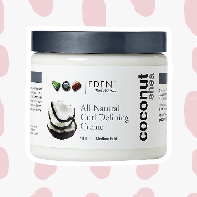EDEN BodyWorks Coconut Shea Curl Defining Creme curly girl method