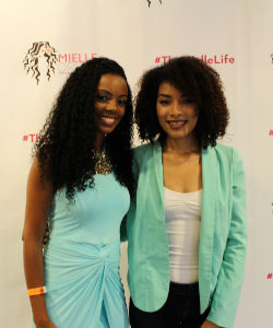 Exclusive: Monique Rodriguez On Her New Line, Mielle Organics