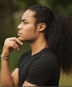 10 Amazing Men Who Give Us Natural Hair Envy