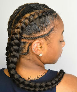 3 Top Trending Crochet Braid Styles (And How To Maintain Them For Over A Month)
