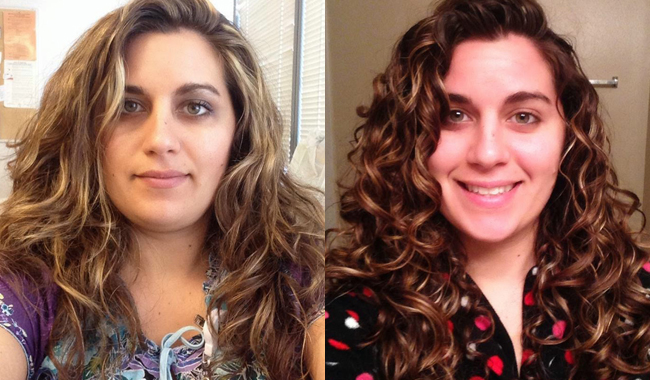 How To Make Ur Hair Curly Naturally