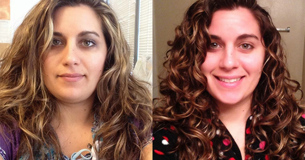 5 Ways To Make Your Wavy Hair Look Curlier
