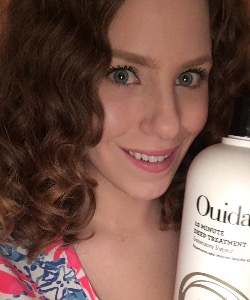 Ouidad Deep Treatment Curl Restoration Therapy Review on Naturally Wavy Hair