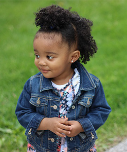4 Things I Never Use On My Child's Hair