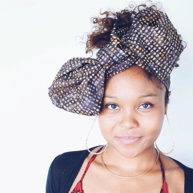 @somegirlfromtexas headwrap