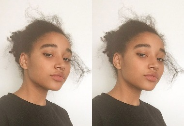 What Every Curly Teen Can Learn From Amandla Stenberg