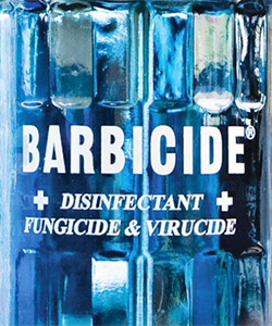 What Is Barbicide and Should It Replace Your Shampoo?