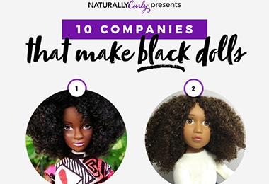 10 Companies That Make Black Dolls