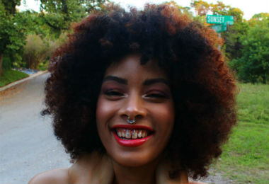 Cutting Your Own Naturally Curly Hair