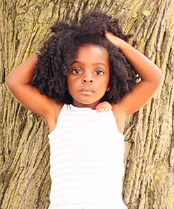 Jenell Stewart's 5 Minute Daily Moisture Routine for Toddlers with Natural Hair