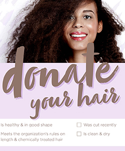 5 Ways to Donate Your Hair