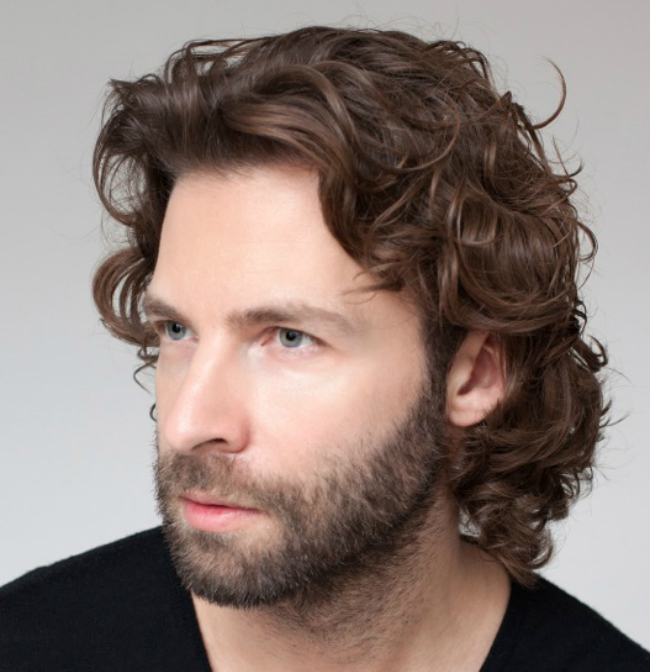 Top 10 Curly Haircuts for Men