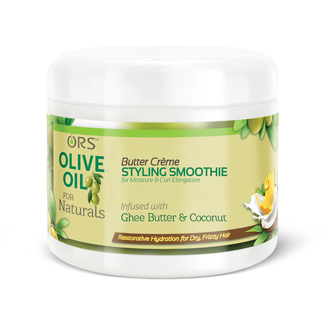 Ors Olive Oil For Naturals Butter Creme Styling Smoothie