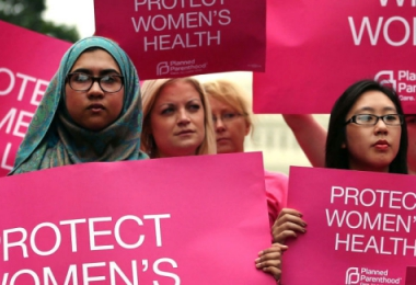 Texas Women Fight for Reproductive Rights...Again