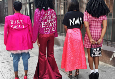 #BlackGirlMagic in the Fashion Industry: Where is the Inclusion?