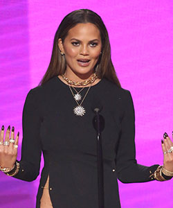 What Chrissy Teigen Thinks About Asian Culture Appropriation