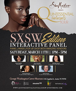 We'll See You At the Quintessential Naturals Tour, SXSW Edition