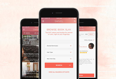 The Salon-Finder App Of Your Dreams Is Here!