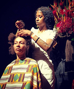 The Hair Tales: An Appropriation Conversation that Explores the Black Woman's Experience With Race, Hair, and Beauty