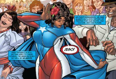 This is the World's First Afro-Latinx Comic Book Superhero