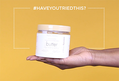 Have You Tried This Hair and Body Butter from EDEN Bodyworks? Win the Giveaway to try it!