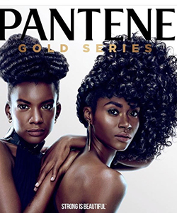 Pantene Gold Series Strives to Empower Naturals. Are You Here For It?