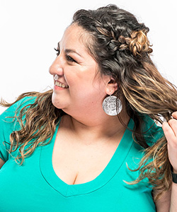 Coconut Crown Braid: How-To Style Your Curls with Coconut Restore