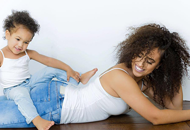 Here's The Solution for Mothers Who Have Kids with Coils, Curls & Kinks