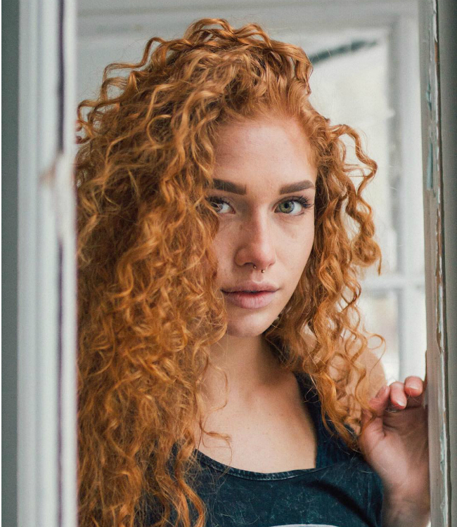 18 Photos Of Type 3a Curly Hair