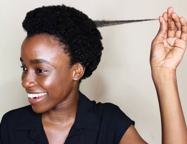 13 Photos Of Natural Hair Shrinkage You Need To See