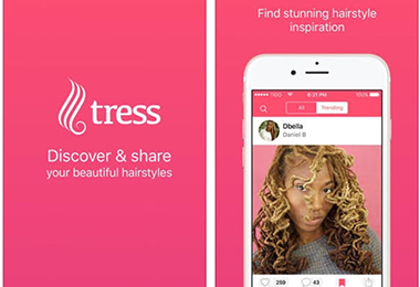 What I Like (And Don't Like) About the Tress App for Natural Hair