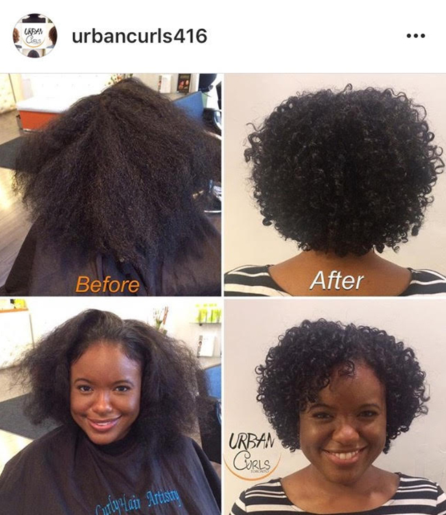 Natural Hair Salons Near Bowie Md