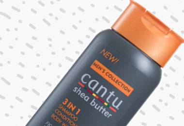 I Tried Cantu Shea Butter Men's Collection, This is What I Thought