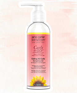 Diane Mary's Jane Carter Solution Curls to Go Review