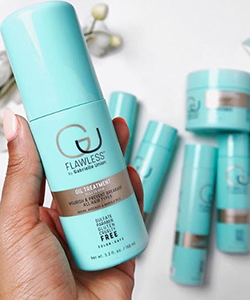 "I Tried Gabrielle Union's NEW ""Flawless Hair Care"" Products"