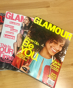 These Magazines Empower Me to Love My Natural Hair