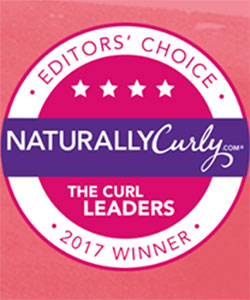 NaturallyCurly Editor's Choice 2017 Award Winners Announced!
