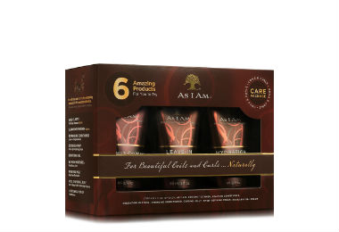 SHOP: As I Am Coils & Curls Care Package