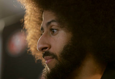 Kaepernick's Coils: Corporations vs Curly Culture