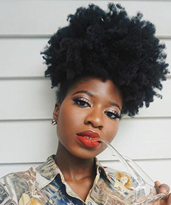 20 Type 4 Naturals Who Will Give You Major Hair GOALS